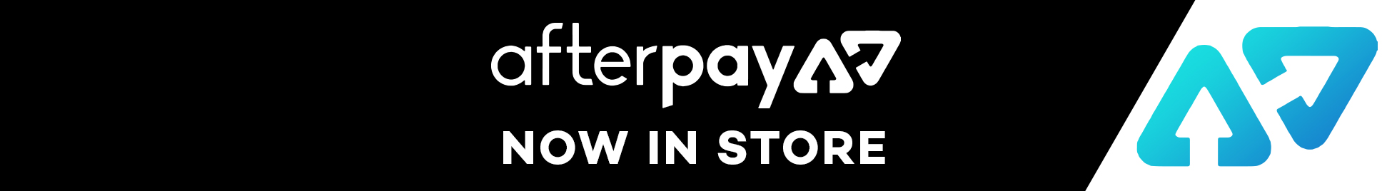 afterpay in store